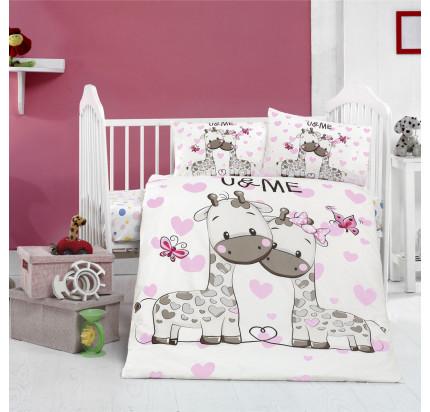 Детское белье в кроватку Arya Home Sweet