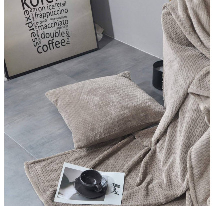 Декоративная наволочка Sofi de Marko Вива (кофе) 45x45