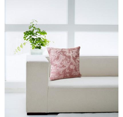 Декоративная наволочка Sofi de Marko Ингрид (пепельная роза) 45x45