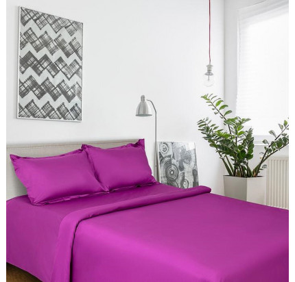 Постельное белье Этель Пурпурное сияние