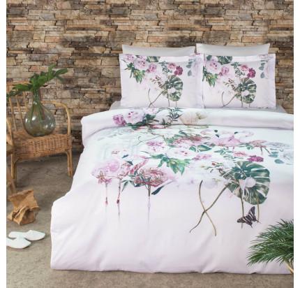 Постельное белье Tivolyo Home Flamingo