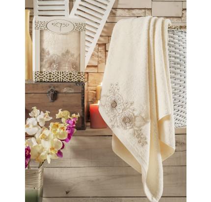 Полотенце Irya Fleur (золотистое)