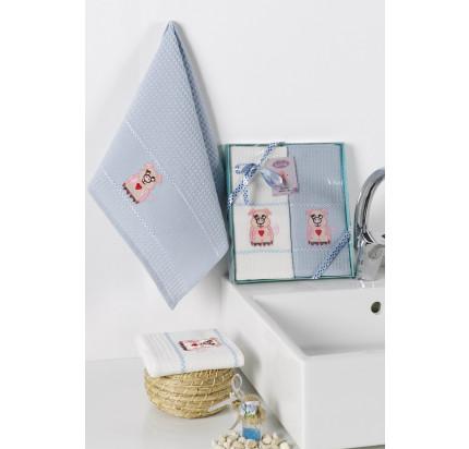 Набор салфеток Karna Sevimli V4 (40x60, 2 предмета)
