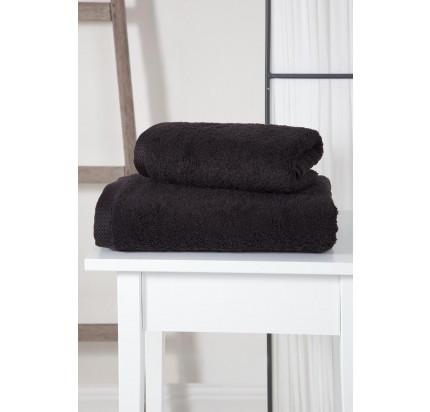 Полотенце Karna Apollo (черное)