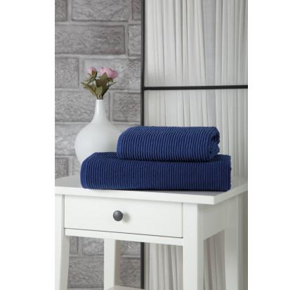 Полотенце Karna Linda (синее)
