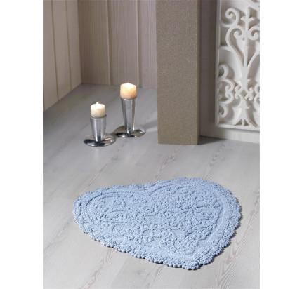 Коврик Modalin Sisley (голубой) 60x65