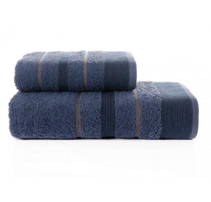 Набор полотенец Karna Regal Set (синий, 2 предмета)