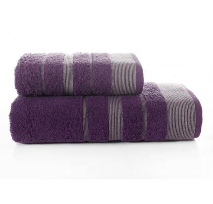 Набор полотенец Karna Regal Set (фиолетовый, 2 предмета)