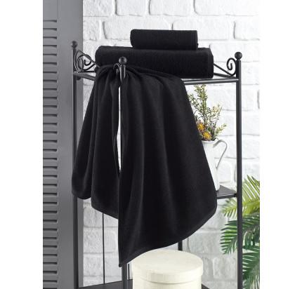 Полотенце Karna Efor (черное)