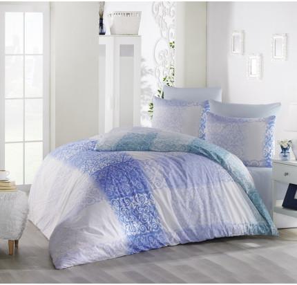 Постельное белье Altinbasak Elfin (голубое)