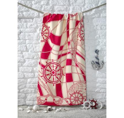 Пляжное полотенце Karna Adrian V10 75x150
