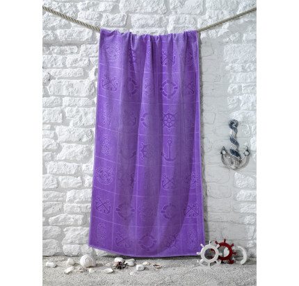 Пляжное полотенце Karna Adrian V7 75x150