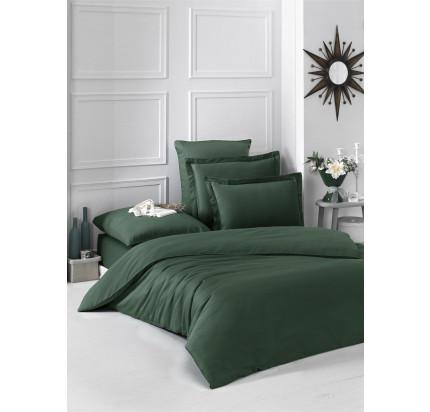 Постельное белье Karna Loft (зеленый)