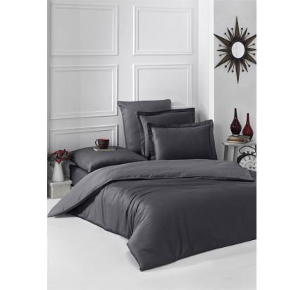 Постельное белье Karna Loft (темно-серый)