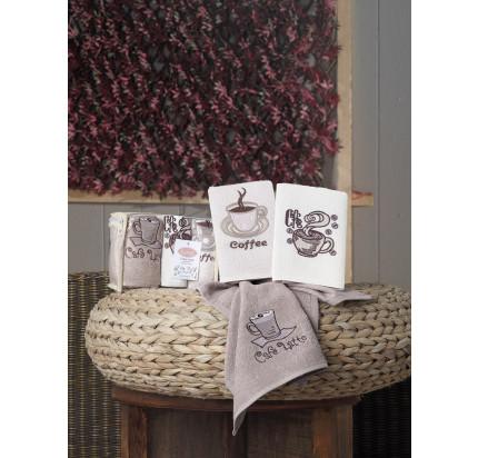 Набор салфеток Karna Cafe Prima V2 (3 предмета) 30x50