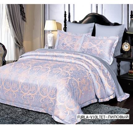 Постельное белье Arya Furla (лиловое)