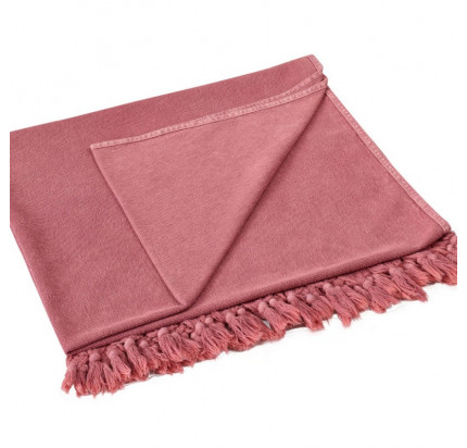 Полотенце Buldan's Gaia Tery (темно-розовый) 90x170