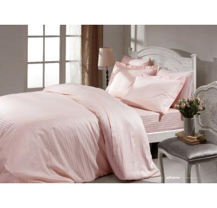 Постельное белье Gelin Home Line (розовое) евро