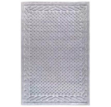 Набор ковриков Gelin Home Erguvan (2 предмета) серый