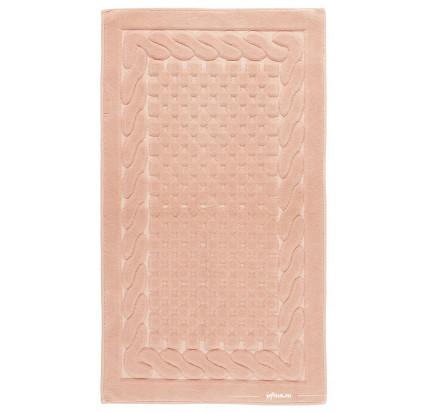 Набор ковриков Gelin Home Erguvan (2 предмета) розовый