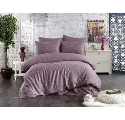 Постельное белье Grazie Home LOVEN'S фиолетовый евро