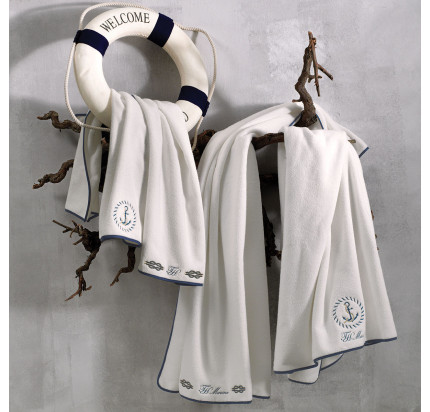 Полотенце Tivolyo Ancora 2 предмета