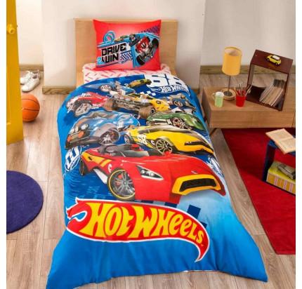 Детское постельное белье TAC Hot Wheels