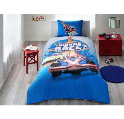 Детское постельное белье TAC Hot Wheels Race