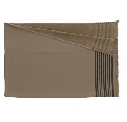 Полотенце Buldan's Ibiza (коричневое) 90x160