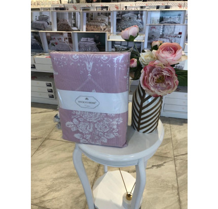 Tivolyo Home Arredo (розовое) вафельное покрывало 220x240