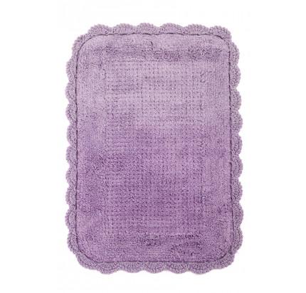 Коврик Irya Denzi mor (фиолетовый) 50x70