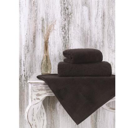 Полотенце Karna Mora (коричневое)