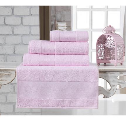 Полотенце Karna Pandora (светло-розовое)