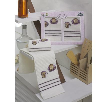 Набор салфеток Karna Votre V4 (2 предмета) 40x60