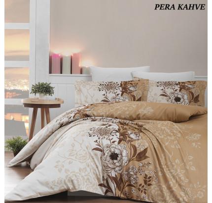 Постельное белье Karven Pera kahve евро