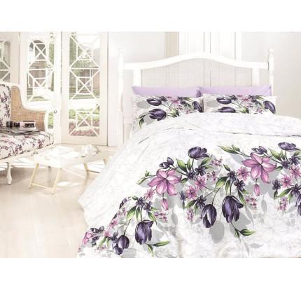 Постельное белье Karven Riella (лиловое)