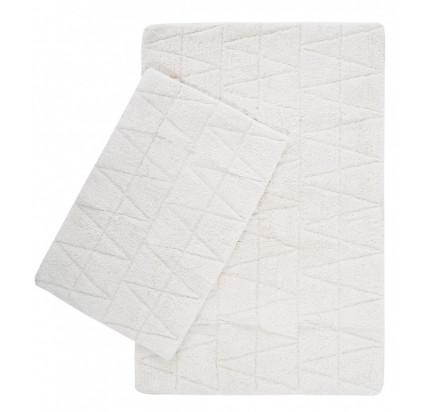 Набор ковриков Irya Kinsey ecru (40x60+60x90)