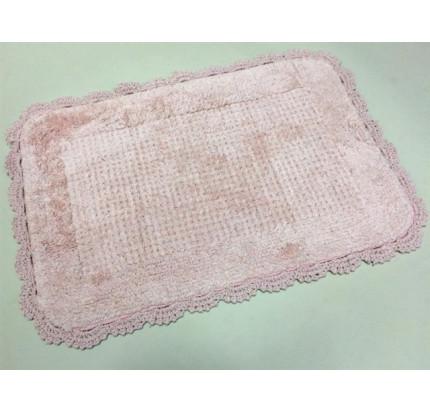 Коврик Irya Denzi pembe (розовый) 50x70