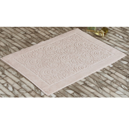 Полотенце-коврик для ног Karna Esra (абрикосовый) 50x70