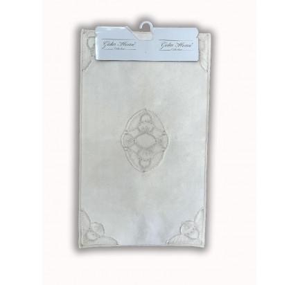 Набор ковриков Gelin Home Hanzade (2 предмета) кремовый