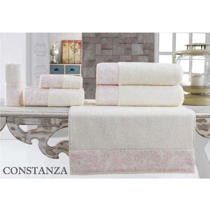Набор полотенец La Villa Constanza (кремовый) 3 предмета