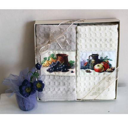 Салфетки La Villa Fruits (2 предмета) 50x70