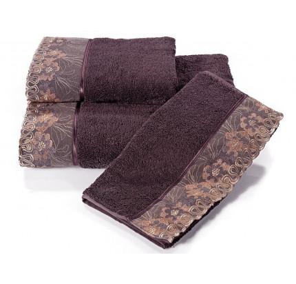 Полотенце Soft Cotton Lalezar (фиолетовое)