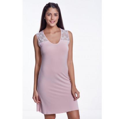 Сорочка Luisa Moretti LMS-3002 (розовая)
