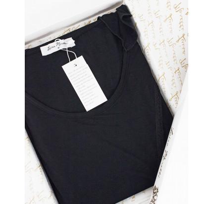 Пижама Luisa Moretti LMS-3049 (черная)