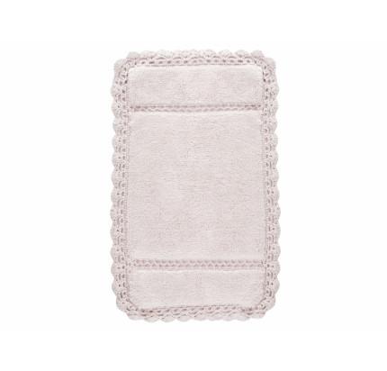 Коврик Irya Lorinda pembe (розовый) 60x90