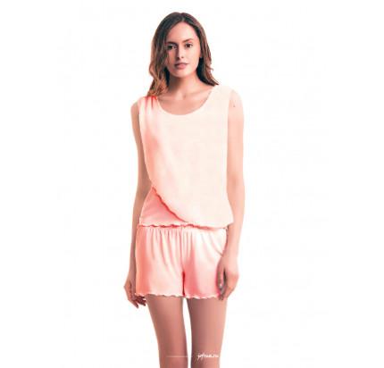 Пижама Luisa Moretti LMS-3027 (розовая)