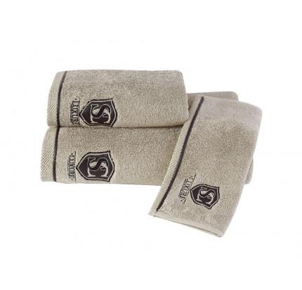 Набор полотенец Soft Cotton Luxure (бежевый) 3 предмета