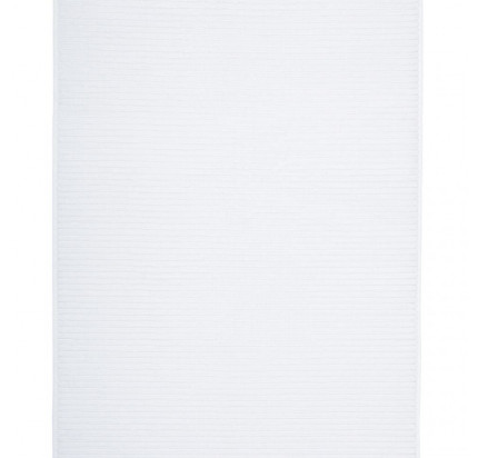 Полотенце для ног TAC Maison Bambu (белое) 50x70