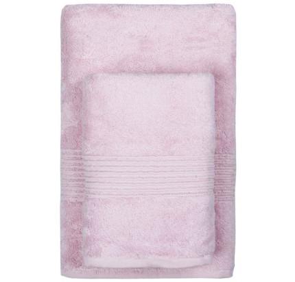 Полотенце TAC Maison Bambu (розовое)
